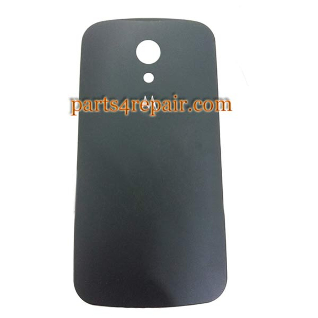 Back Cover for Motorola Moto G2 -Black from www.parts4repair.com