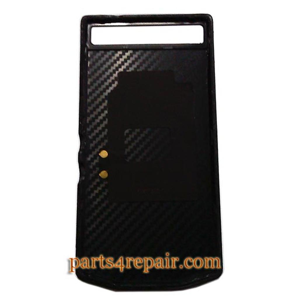 We can offer Back Cover for BlackBerry Porsche Design P'9982 -Black