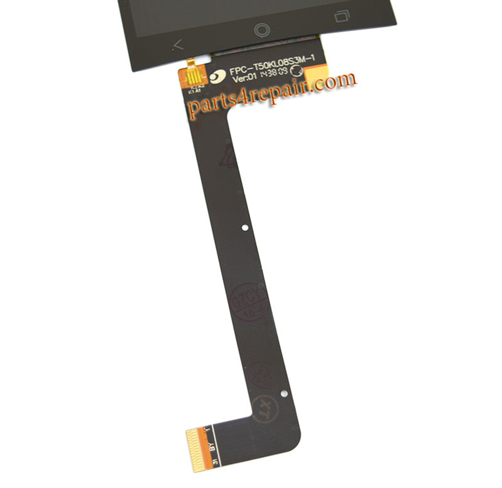 Complete Screen Assembly for Acer Liquid E700