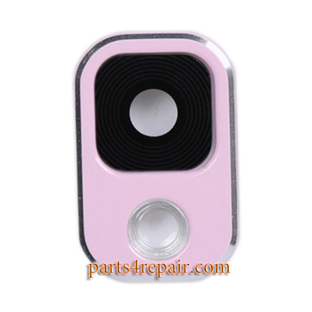 Camera Cover & Lens for Samsung Galaxy Note 3 -Pink