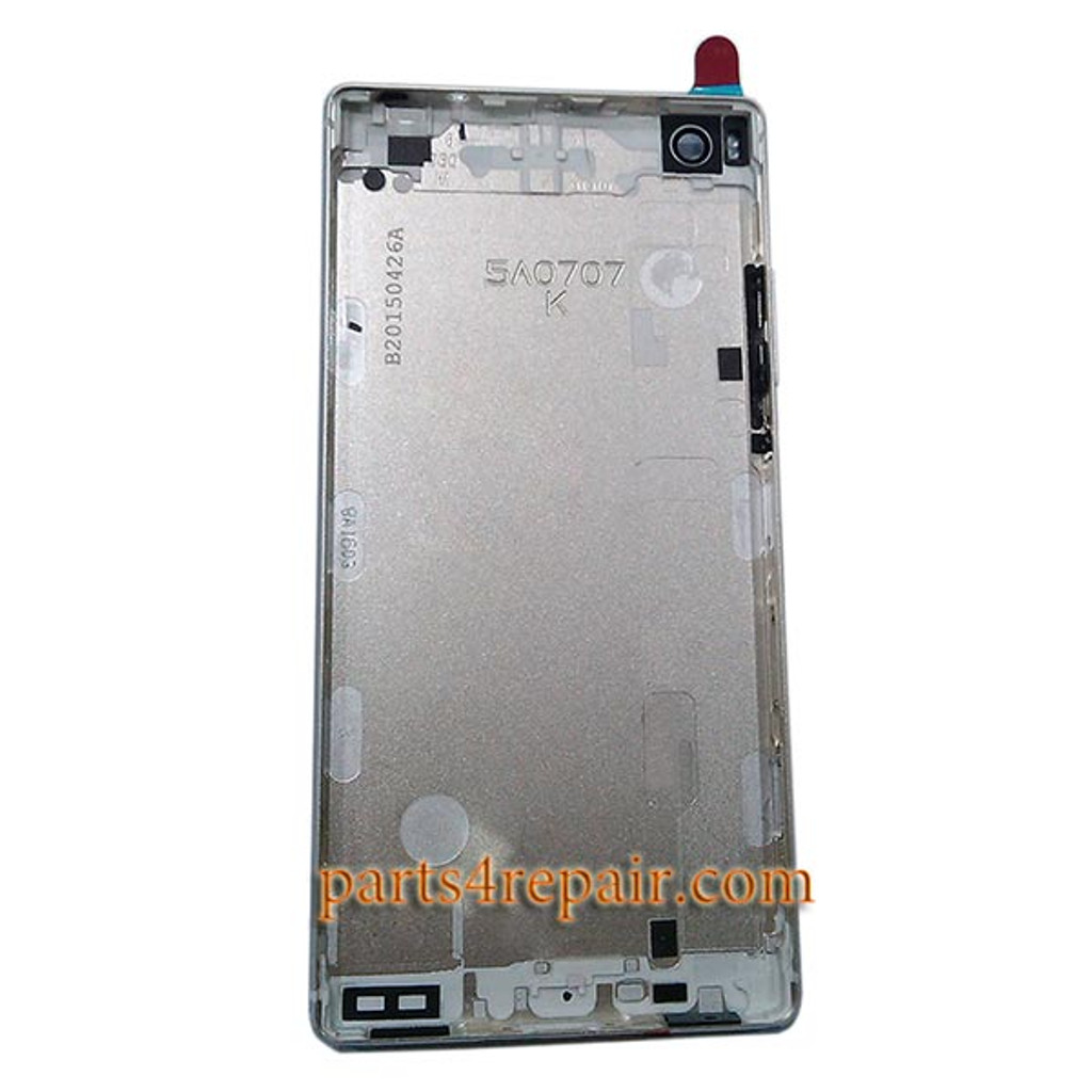 We can offer Back Cover with Side keys for Huawei P8