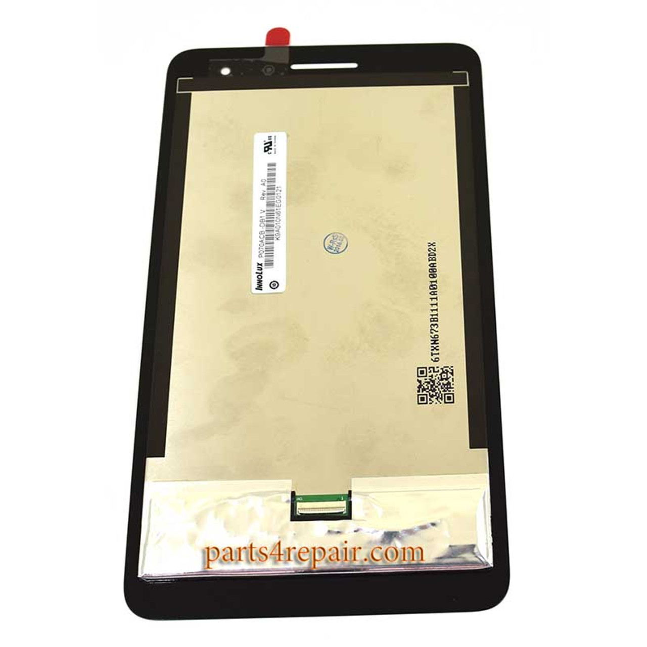 New Touch Screen Glass For Huawei MediaPad T1 7.0 T1-701U T1-701 Black+Tools