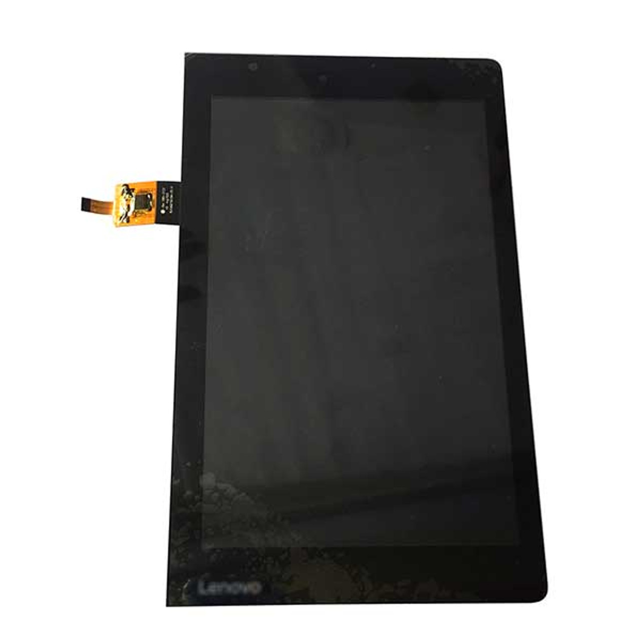 White A1474, A1475 GV+ Performance Group Vertical Replacement Touch Screen Digitizer Glass Display with Home Button Flex Cable Assembly Compatible with Apple iPad Air