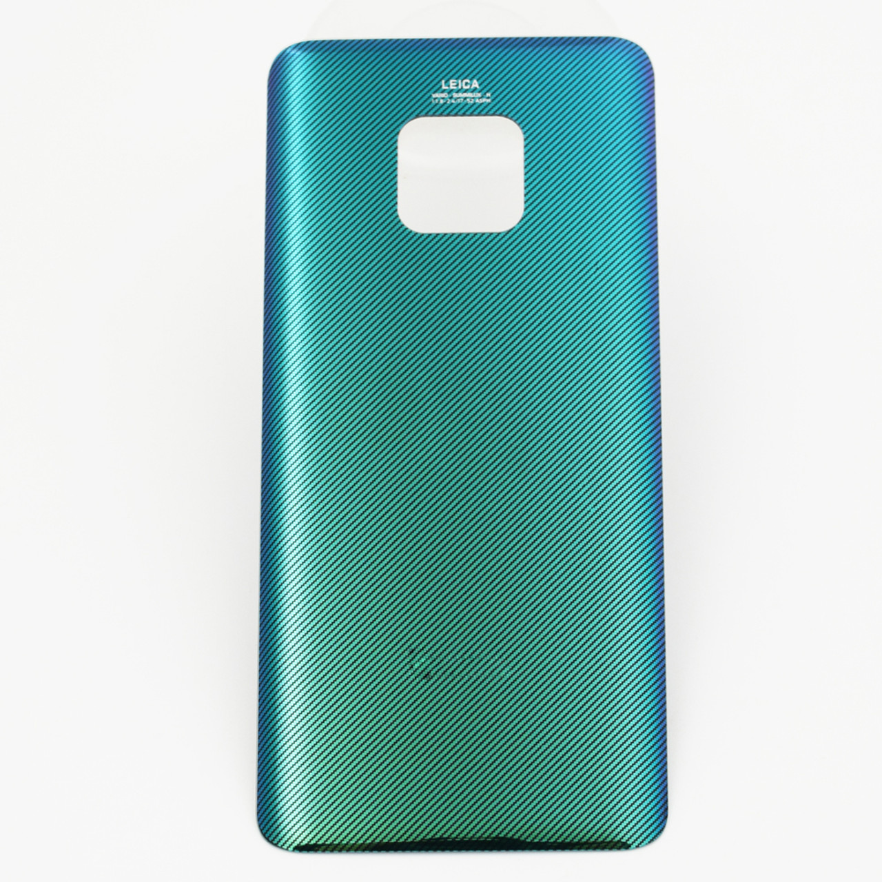 Generic Back Cover for Huawei Mate 20 Pro -Emerald Green