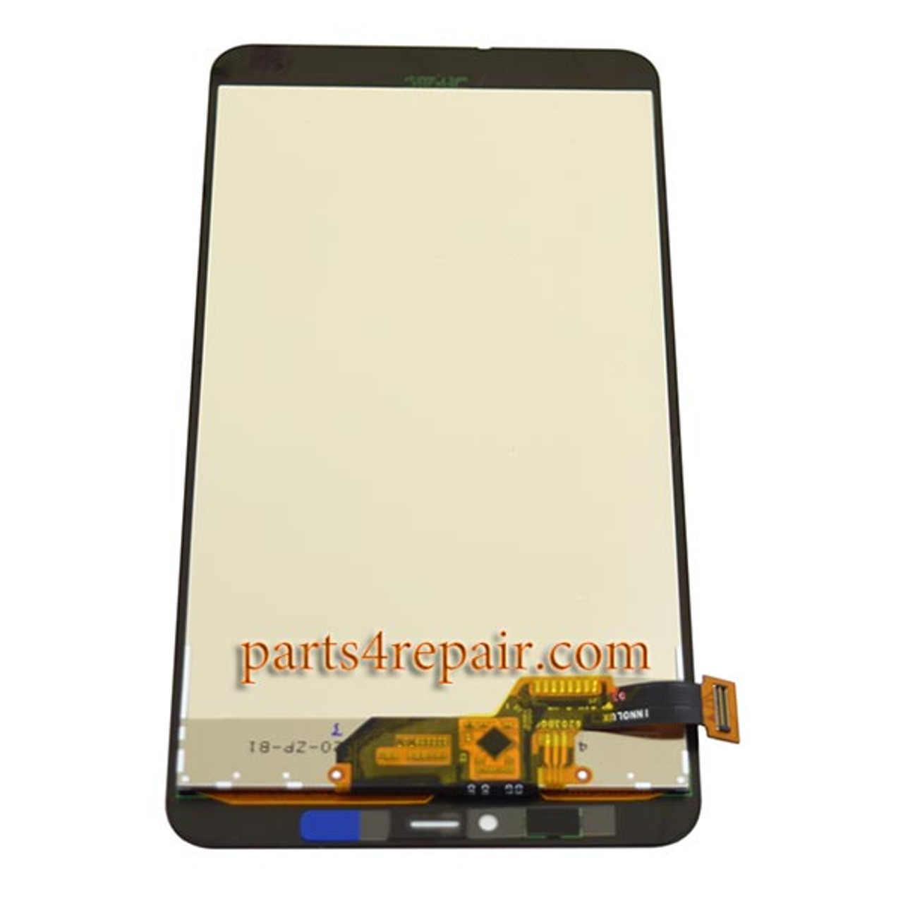 MAYOFO Good Quality.LCD Screen and Digitizer Full Assembly for Microsoft Lumia 640XL Color : Black Black