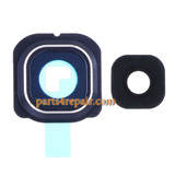 Camera Cover and Lens with Adhesive for Samsung Galaxy S6 Edge from www.parts4repair.com