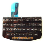 Keypad with Flex Cable for BlackBerry Porsche Design P'9983 from www.parts4repair.com