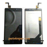 Complete Screen Assembly for ZTE A450 from www.parts4repair.com