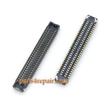 60pin LCD FPC Connector on Main Board for Huawei Honor Note 8