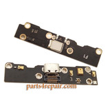 Dock Charging PCB Board for Meizu MX3 from www.parts4repair.com
