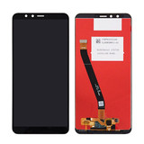 Huawei Y9 2018 LCD Screen and Digitizer Assembly Black