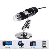 1000X 8 LED Digital USB Microscope