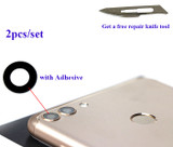 Huawei Y9 2018 / Enjoy 8 Plus Camera Glass Lens with Adhesive