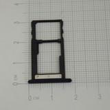 BQ Aquaris U2 Lite SIM Tray Black   Parts4Repair.com