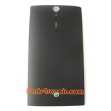 Sony Xperia S Battery Cover -Black from www.parts4repair.com