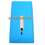 Nokia Lumia 800 Back HousingAssembly Cover -Blue from www.parts4repair.com