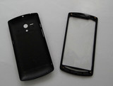 Back Cover & Front Cover & Side Keys for Sony Xperia Neo L MT25I -Black