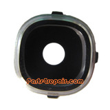 Camera Ring Cover for Samsung I9500 Galaxy S4 from www.parts4repair.com