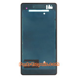 Front Housing Cover for Sony Xperia V LT25I from www.parts4repair.com