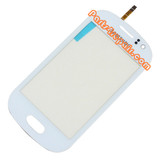 Touch Screen Digitizer for Samsung Galaxy Fame S6810 -White from www.parts4repair.com