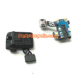 Earphone Jack for Samsung Galaxy Mega 6.3 I9200 from www.parts4repair.com