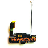 Dock Charging Flex Cable for HTC Butterfly HTL21 (Japan Version) from www.parts4repair.com