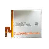 1840mAh Battery for Sony Xperia ion LTE LT28 from www.parts4repair.com