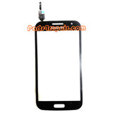 Touch Screen Digitizer for Samsung Galaxy Win I8550 -Black from www.parts4repair.com