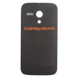 Back Cover for Motorola Moto G XT1032 -Black from www.parts4repair.com