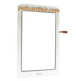 Touch Screen Digitizer for Samsung Galaxy Tab 3 Lite 7.0 T111 (3G Version) -White from www.parts4repair.com