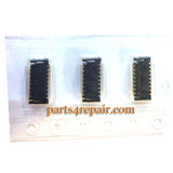 We can offer 17pin LCD Connector FPC Connector for HTC Desire 500