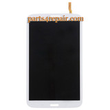 Complete Screen Assembly for Samsung Galaxy Tab 3 8.0 T311 T315 (3G Version) from www.parts4repair.com