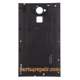 We can offer Back Cover for HTC One Max -Black