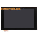 Complete Screen Assembly for Sony Xperia Tablet Z2 SGP511 SGP512 from www.parts4repair.com