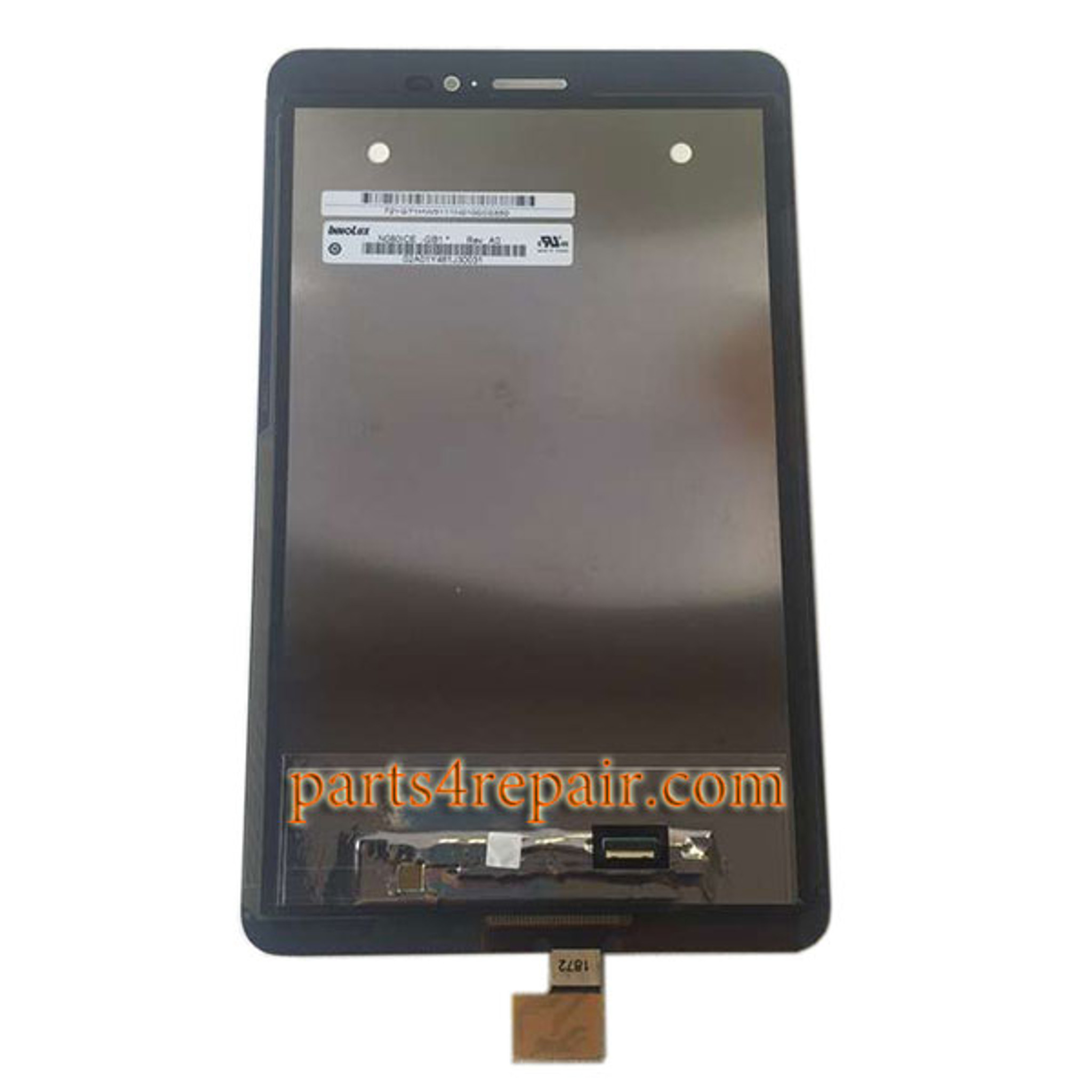 Complete Screen Assembly for Huawei MediaPad T1 8 0 S8-701U -White