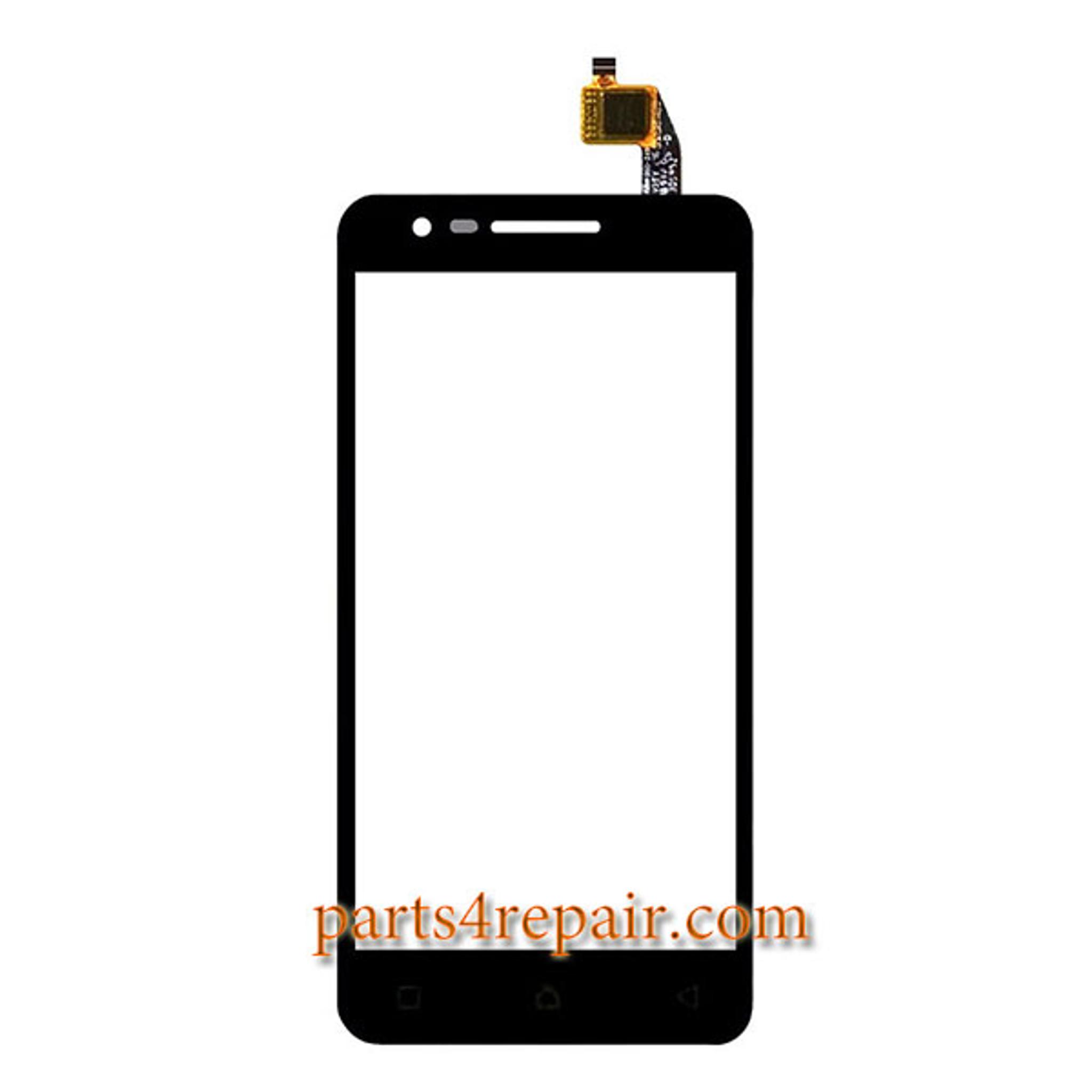 Touch Screen Digitizer for Lenovo C2 k10a40 -Black