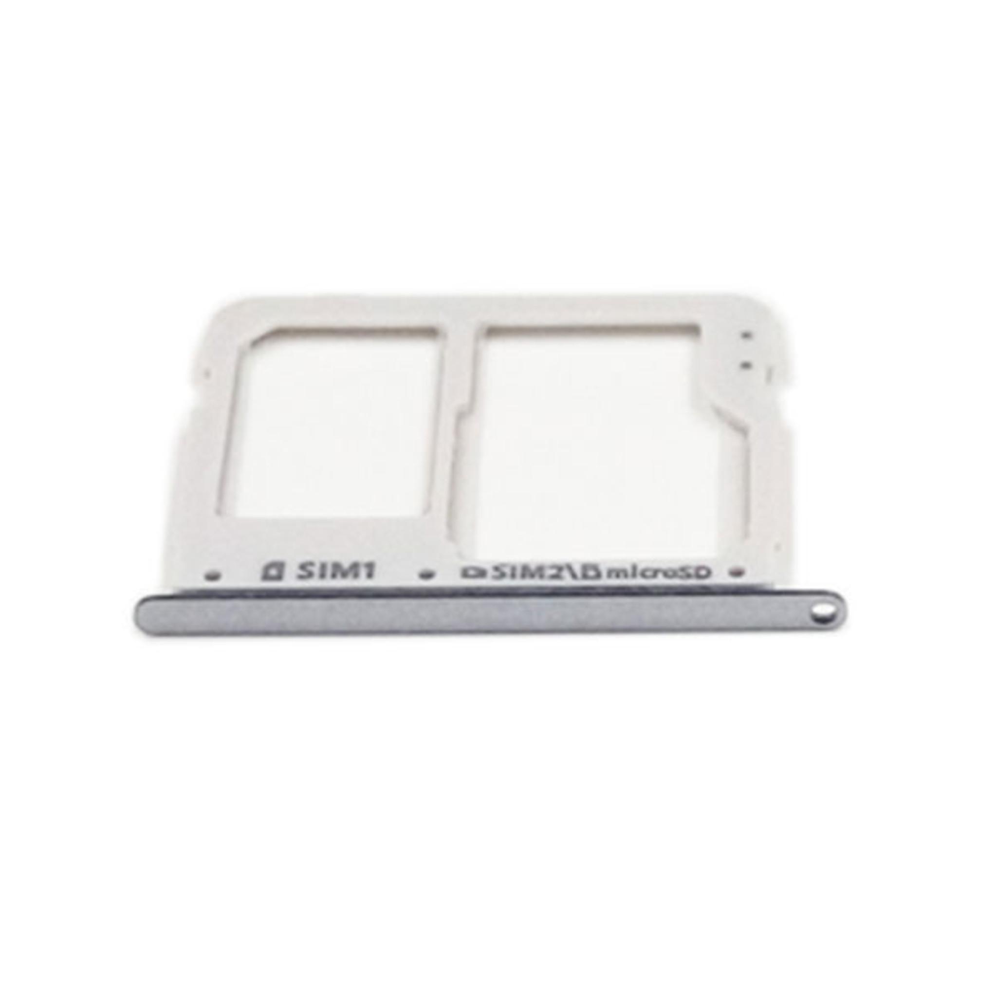 SIM Tray for Samsung Galaxy C7 C7000 -Gray