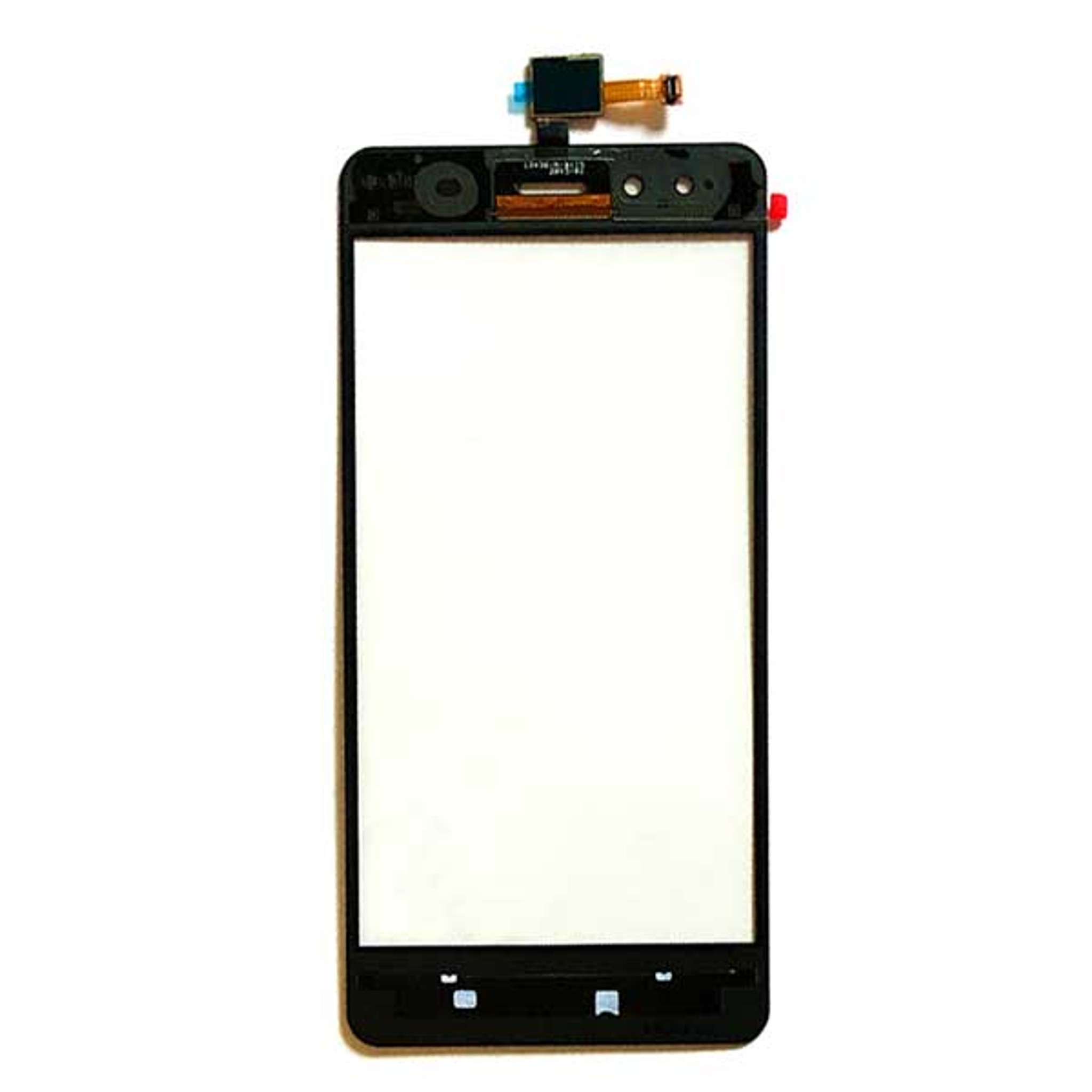 Touch Screen Digitizer for BQ Aquaris X5 -Black