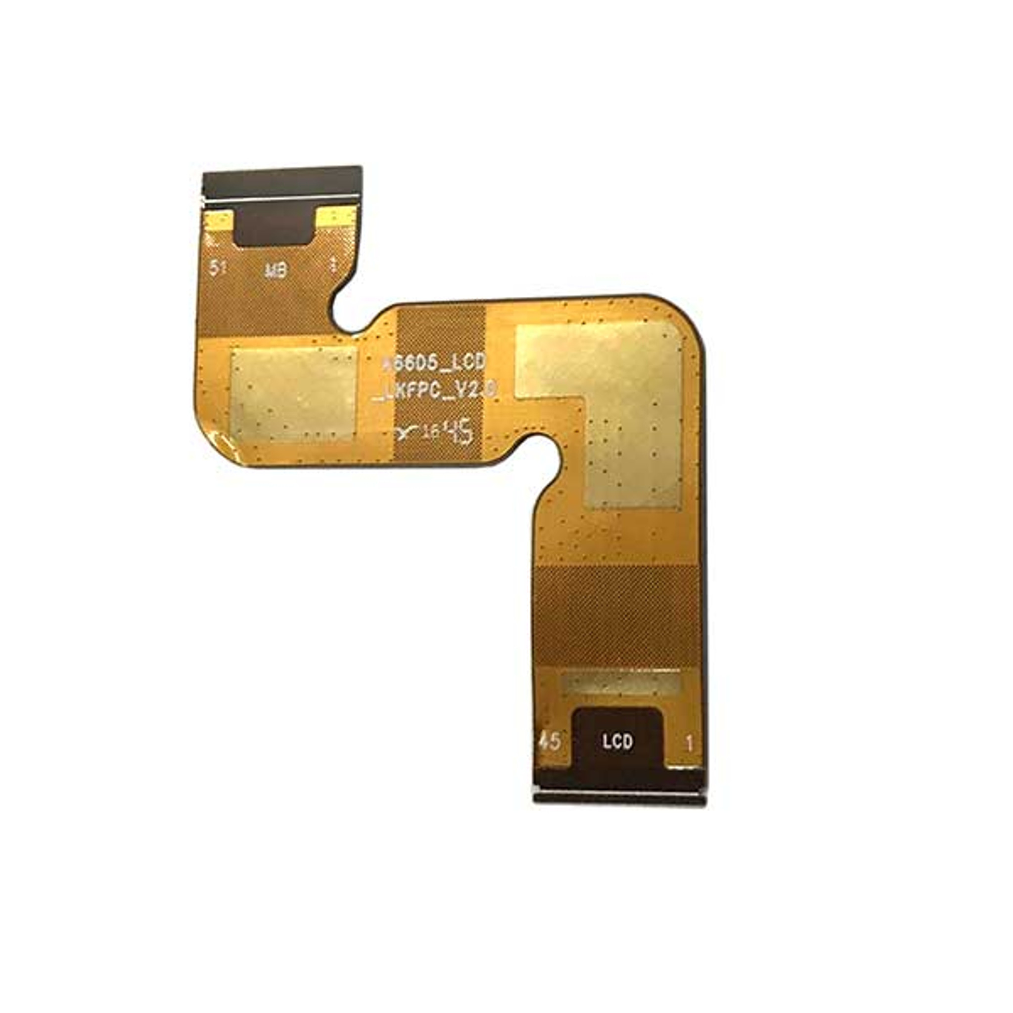 LCD Connector Flex Cable for Lenovo Tab 2 A10-70LC