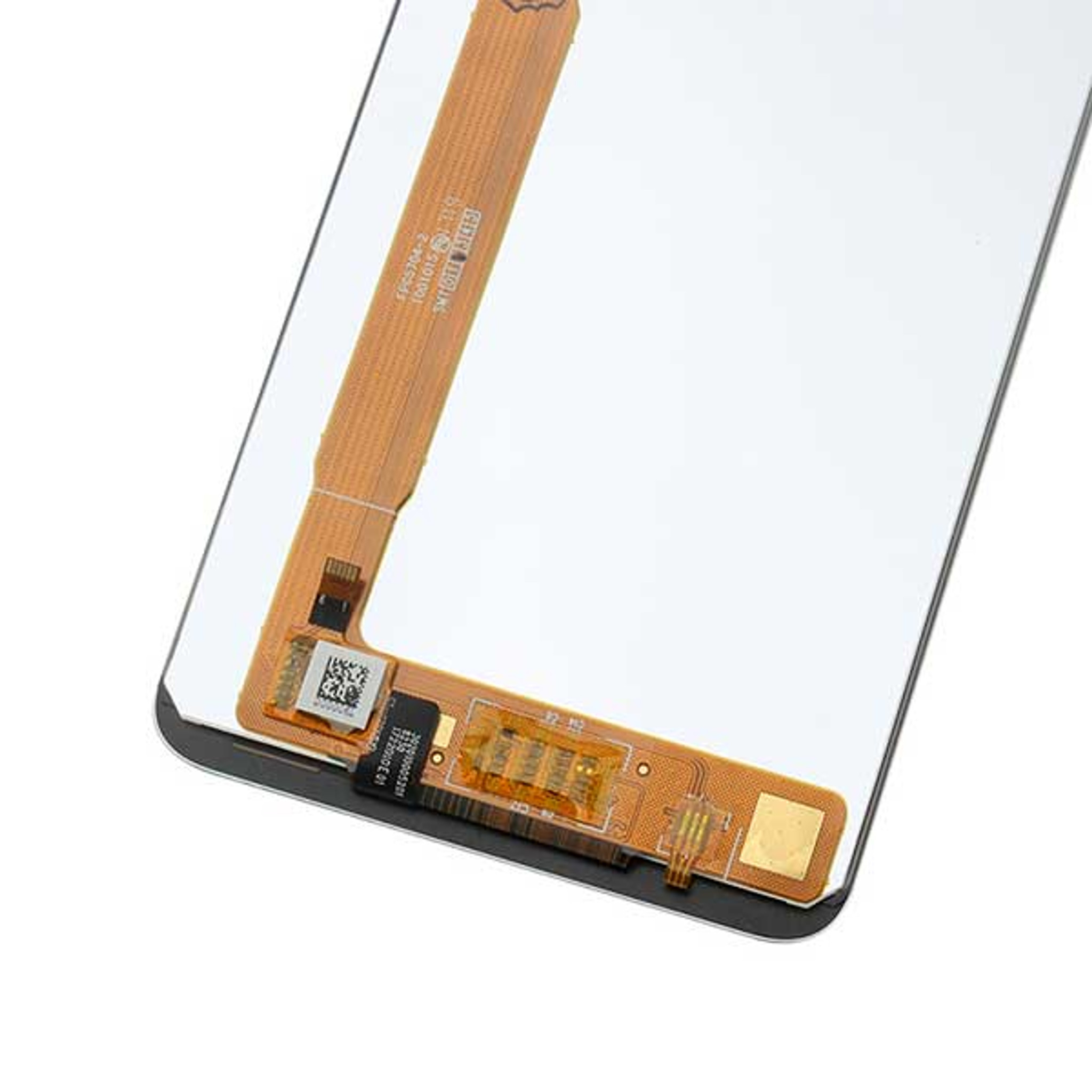 Complete Screen Assembly for Wiko View -Black