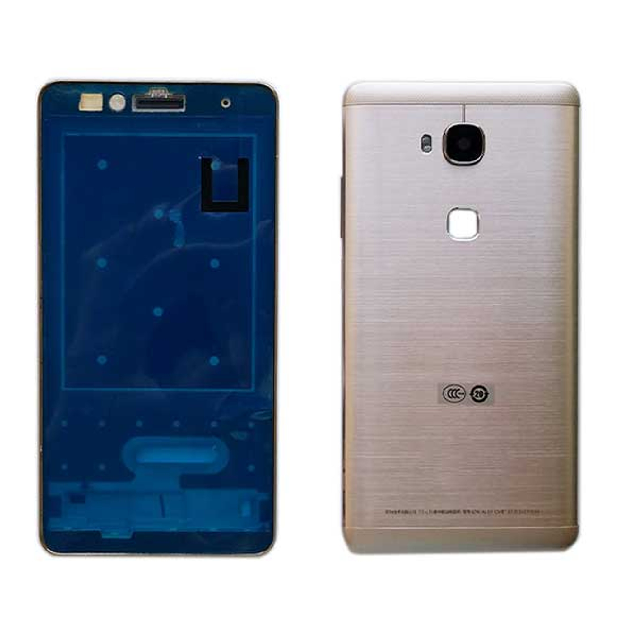 orologio 83dc7 44284 Full Housing Cover for Huawei Honor 5X -Gold