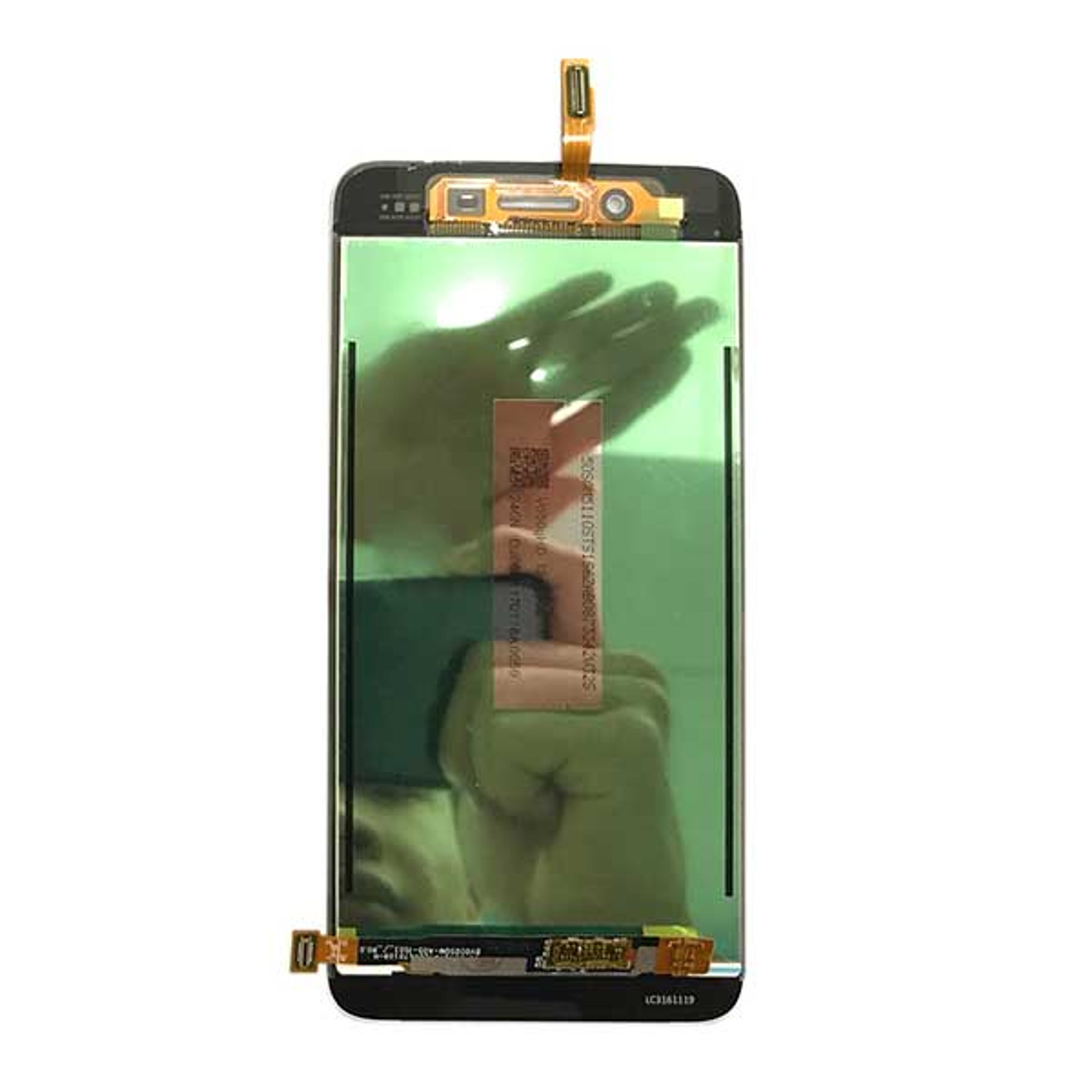 Complete Screen Assembly for Vivo Y53 -Gold
