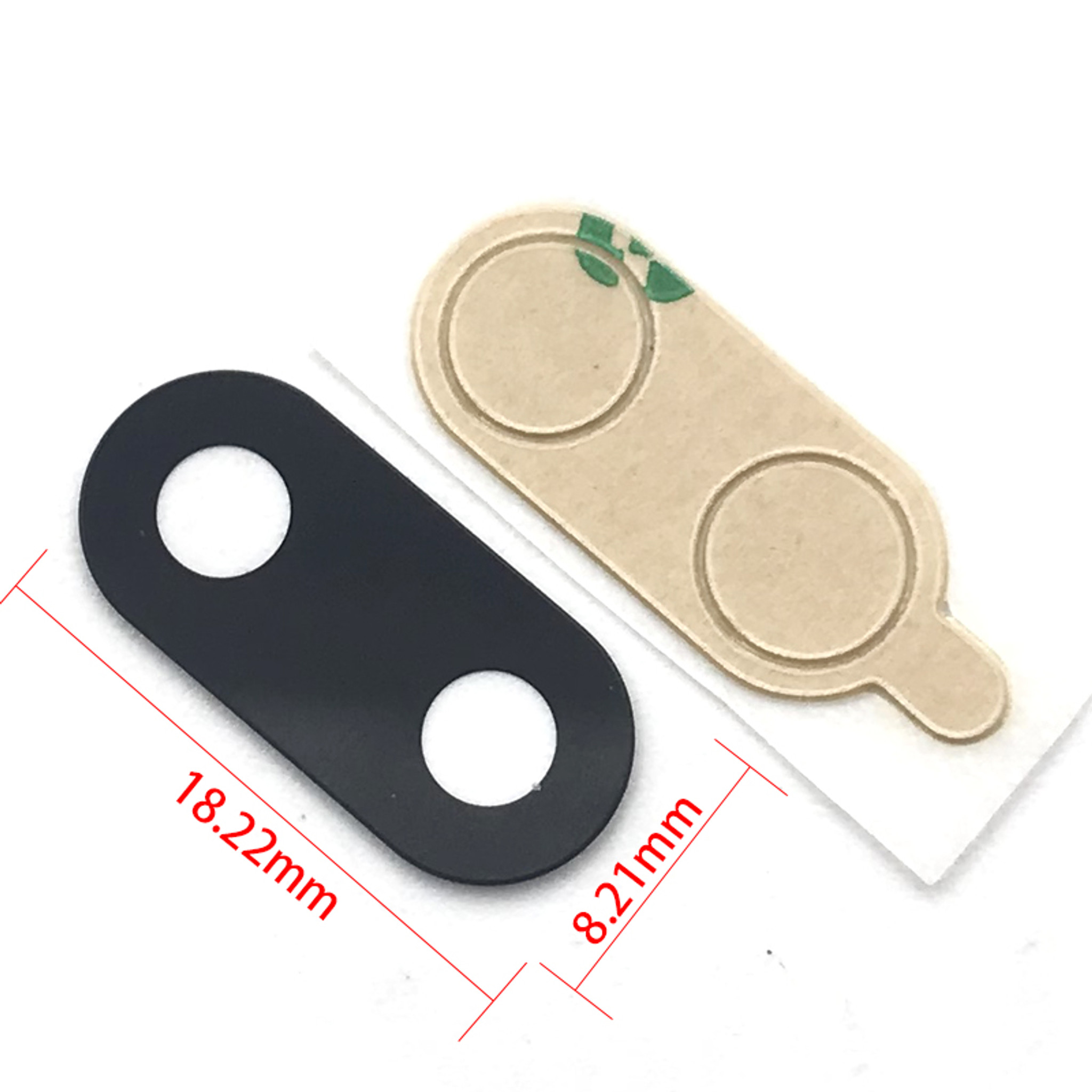 Xiaomi Redmi 6A Camera Glass Lens with Adhesive with Tool