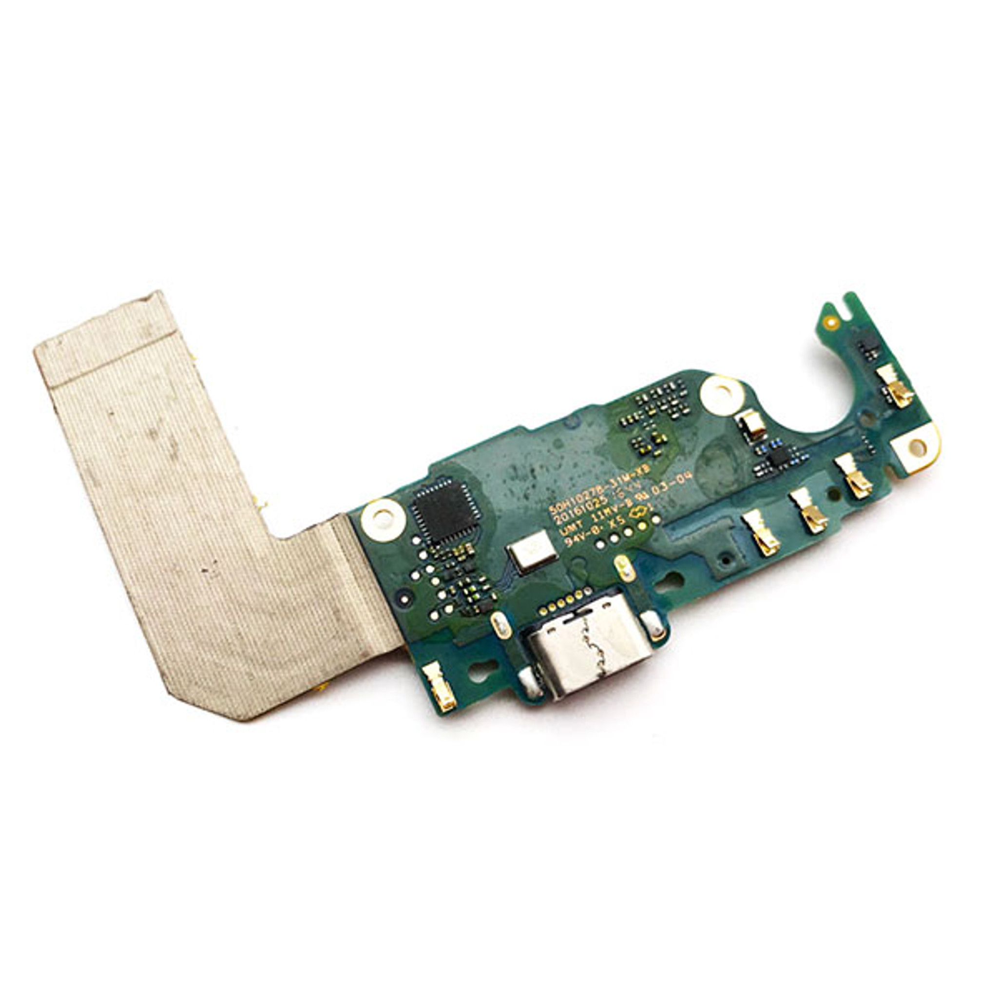 Htc U Ultra Dock Charging Pcb Board With Tools