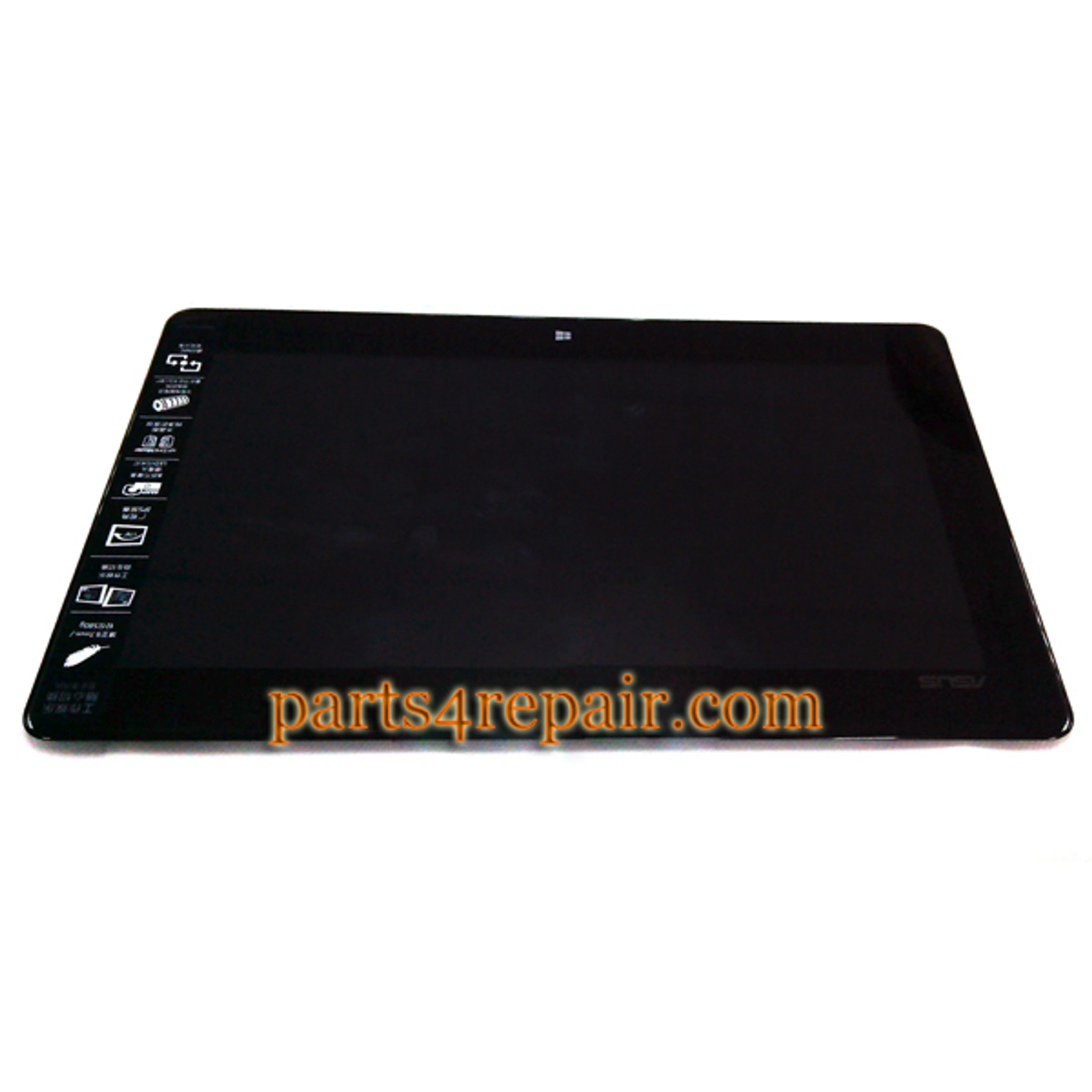 Complete Screen Assembly with Bezel for Asus Vivo Tab Smart