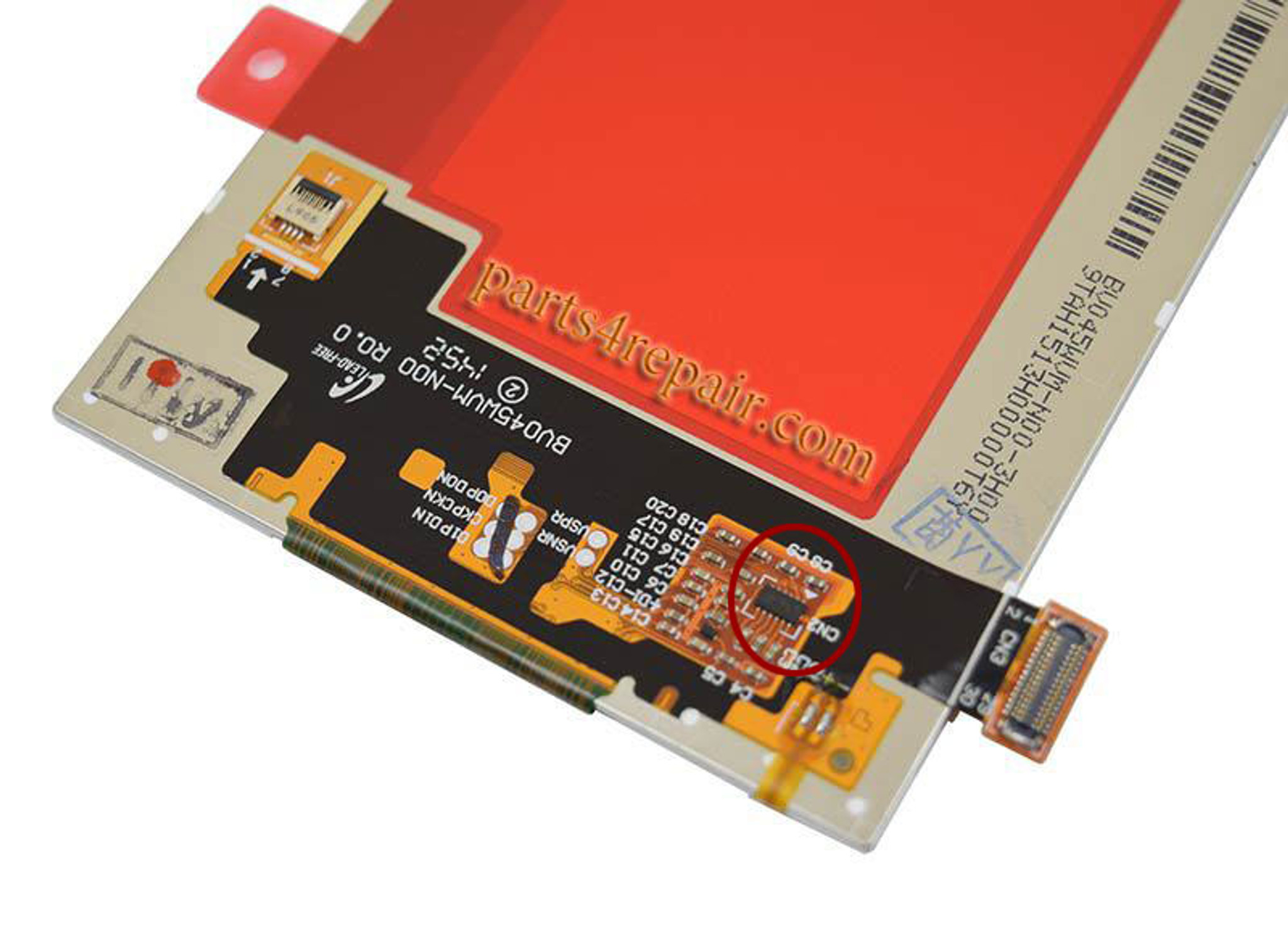 LCD Screen for Samsung Galaxy Core Prime G3608 (General Version)