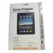 Clear Screen Protector Shield Film for Sony Xperia Z Tablet