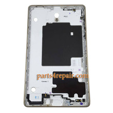 Back Housing Cover for Samsung Galaxy Tab S 8.4 T705 (3G Version) -White