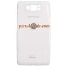 Back Cover for Motorola Droid Ultra XT1080 (Thick Version) from www.parts4repair.com