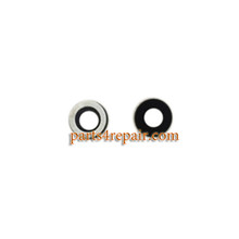 Camera Glass Lens with Adhesive for HTC One A9